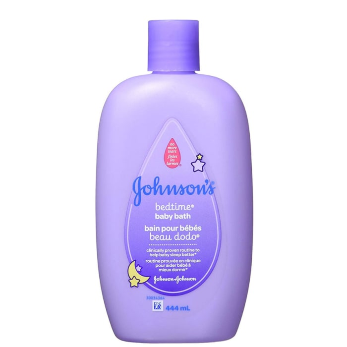 Johnsons Bedtime Baby Bath
