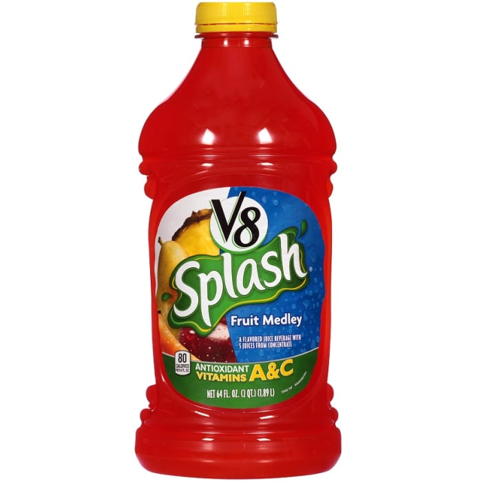 V8 Juice Fruit Medley Splash