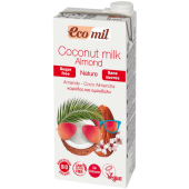 Ecomil Coconut Almond Milk Nature Drink