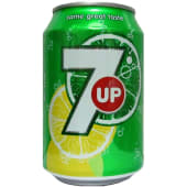 7up Soft Drink Regular Can