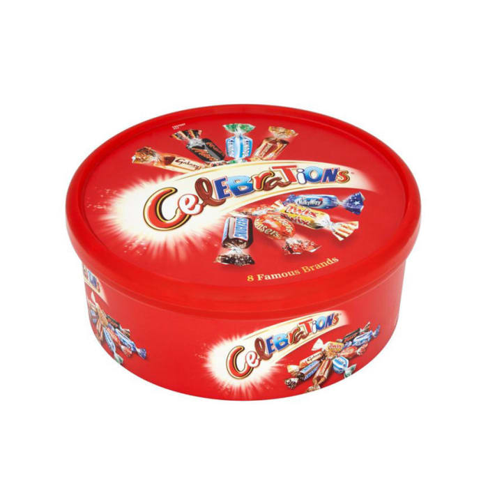Celebrations  Famous Brands Chocolate Packs