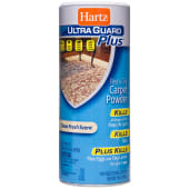 Hartz Ultra Guard Plus Flea & Tick Carpet Powder Clean Fresh Scent