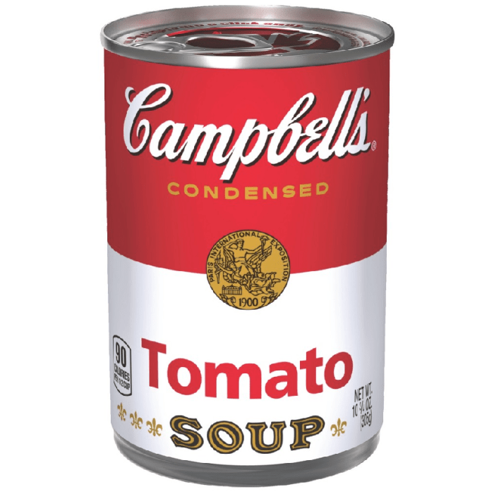 Campbell's Condensed Tomato Soup 305 Grams