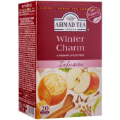 Ahmad Fruit Herbs Tea 20 Tea Bags Winter Charm 40g