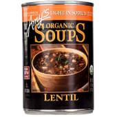 Amy's Kitchen Organic Soup Low Sodium Lentil Soup