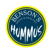 Benson Foods Lemon & Garlic Hummus 300 Grams