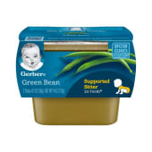 Gerber Green Bean Baby Pudding 113g