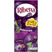 Ribena Blackcurrant Juice 1000ml