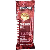 Kirkland Protein Bar Cinnamon Roll