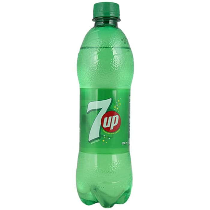 7Up Soft Drink 500ml