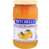 Mitchell's Lemon Ginger Marmalade 450g