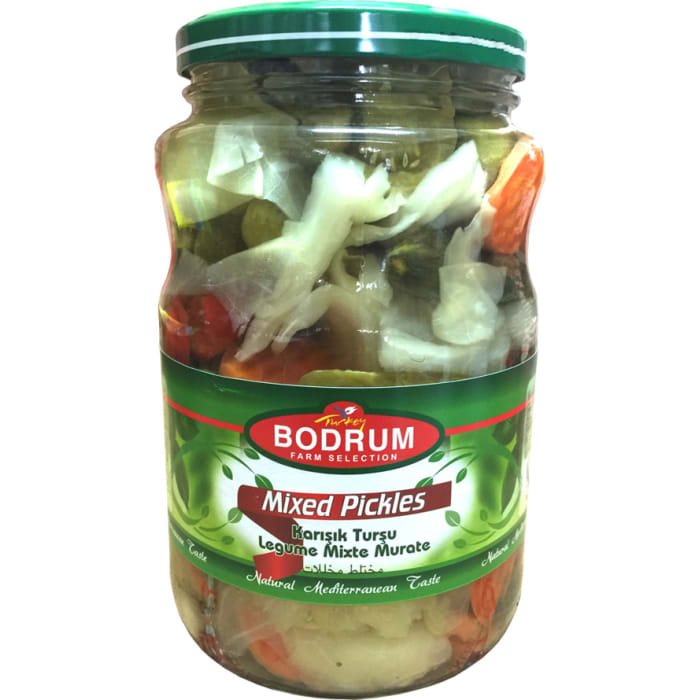 Bodrum Mixed Pickles