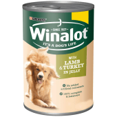 Winalot with Lamb & Turkey in Jelly Dog Food