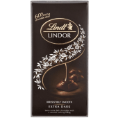 Lindt Lindor Extra Dark Chocolate 60% Cocoa