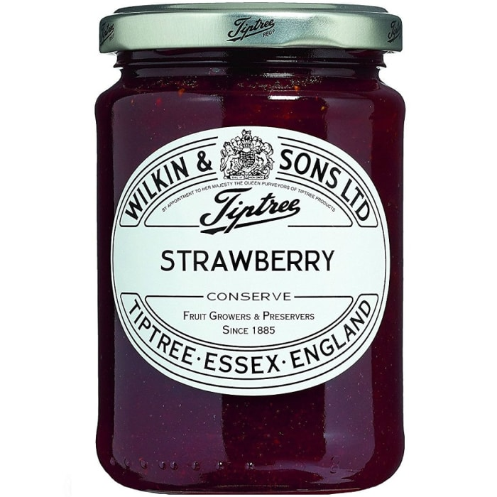 Wilkin & Sons Tiptree Strawberry Preserves