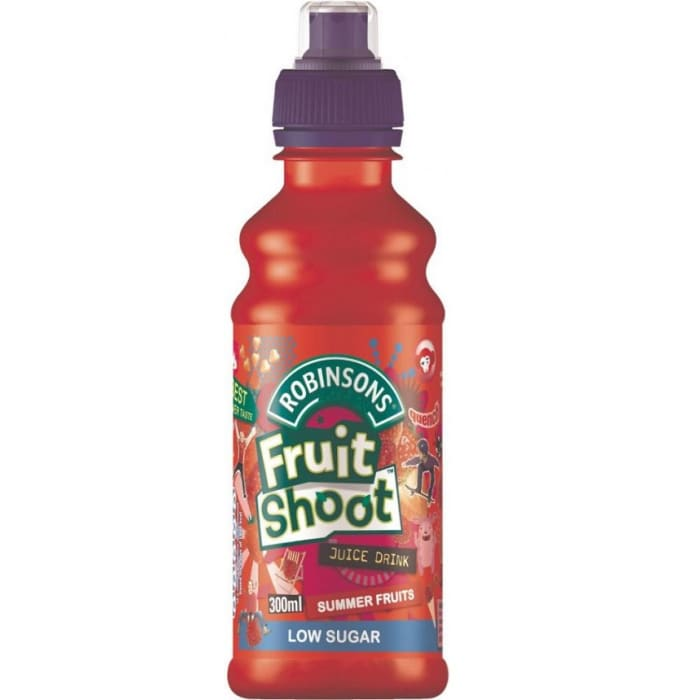 Robinsons Juice Summer Fruits Fruit Shoot Low Sugar
