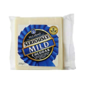McLelland Seriously Mild Scottish Cheddar Cheese