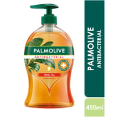 Palmolive anti-bacterial White Tea Hand wash 450ml