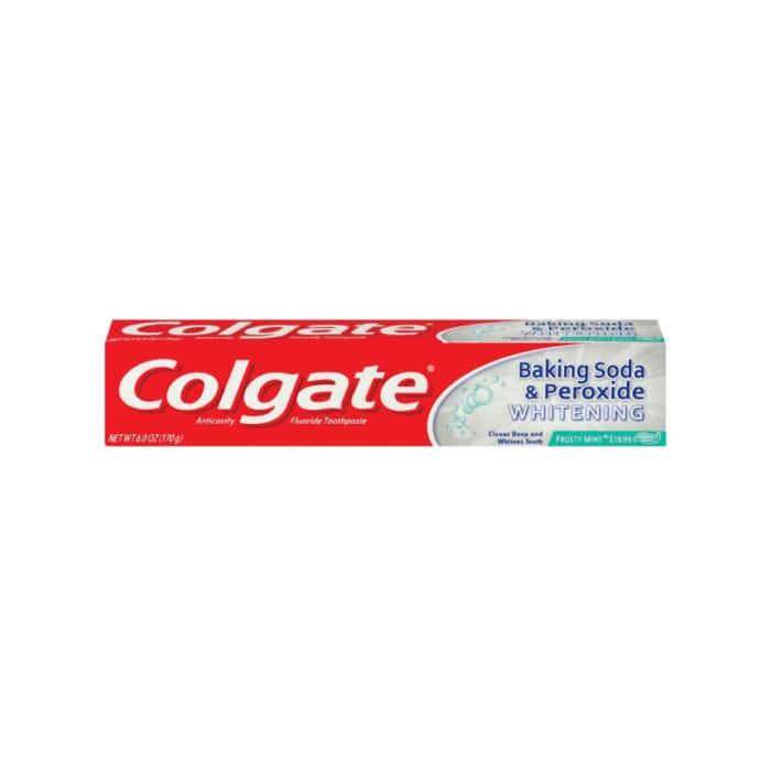 Colgate Baking Soda and Peroxide Whitening Frosty Mint Toothpaste