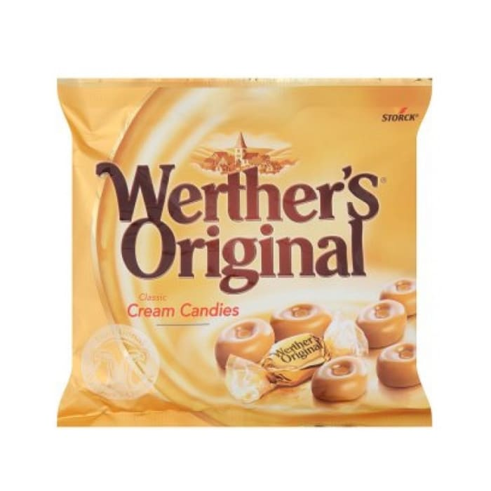 Werthers Original Candies Cream