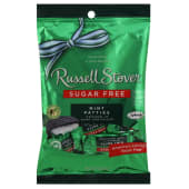 Russel Stover Candies Mint Patties Sugar Free