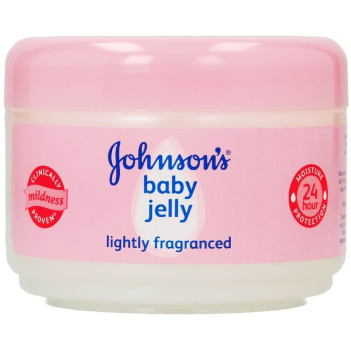 Johnsons  Baby Cream Scented Jelly