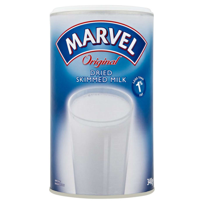 Marvel Original Dried Skimmed Milk