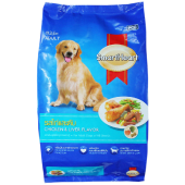 Smart Heart Adult Chicken & Liver Flavor Dog Food 10 Kg