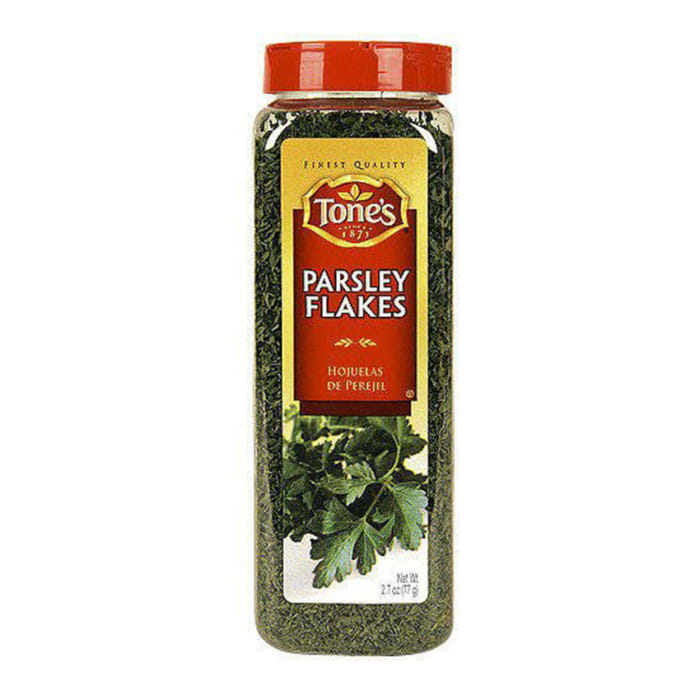 Tones  Parsley Flakes Spices