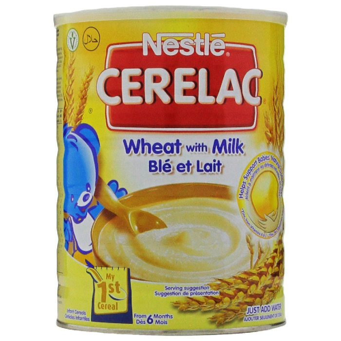 Nestle Cerelac Wheat with Milk 1000 Grams