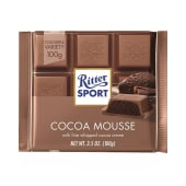 Ritter Sport Cocoa Mousse Chocolate