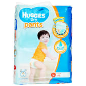 Huggies Dry Pants Diapers L 9-14