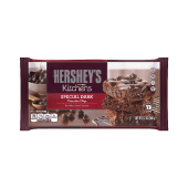 Hershey's Special Dark Chocolate Mildly Sweet Chips 340 Grams