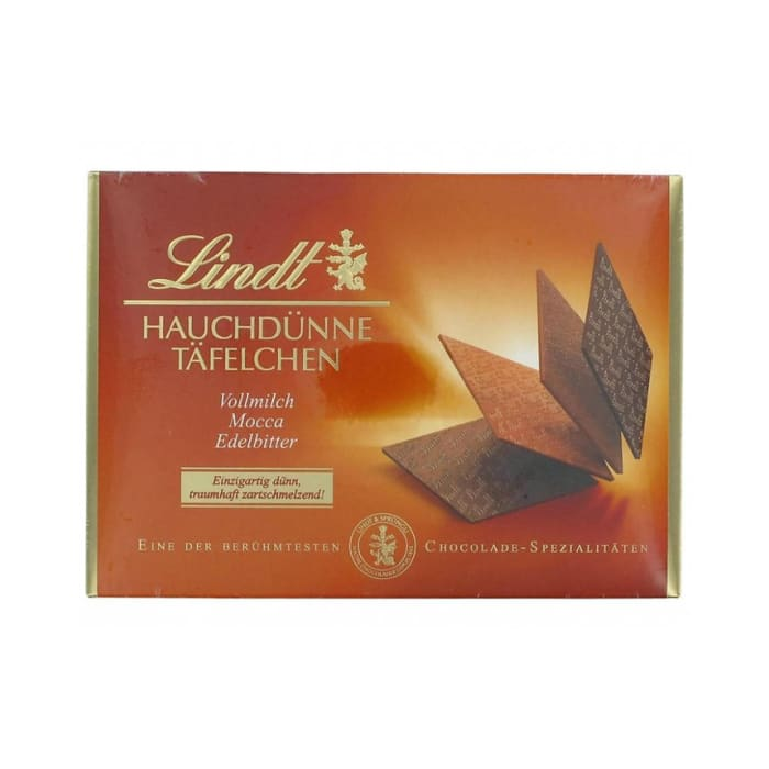 Lindt Slice Whole Milk & Mocca Chocolate