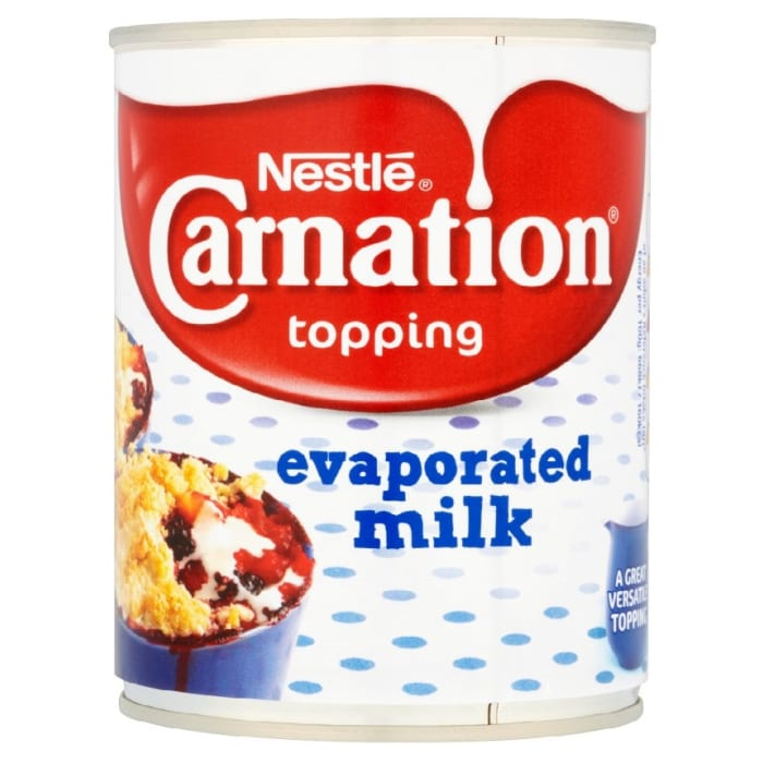 Nestle Carnation Milk Liquid Evaporated Milk