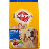 Pedigree Dog Food Adult Chicken & Vegetable 1.5kg