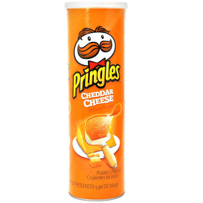 Pringles Cheddar Cheeese Chips