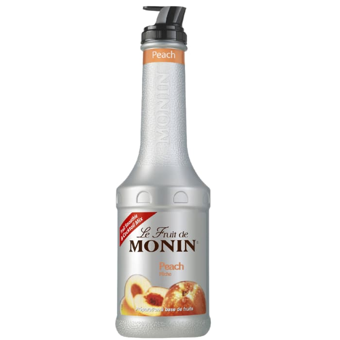Monin Peach Fruit Puree