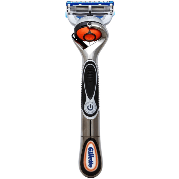 Gillette Fusion Proglide Power Flex Ball Razor