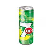 7up Soft Drink Tin