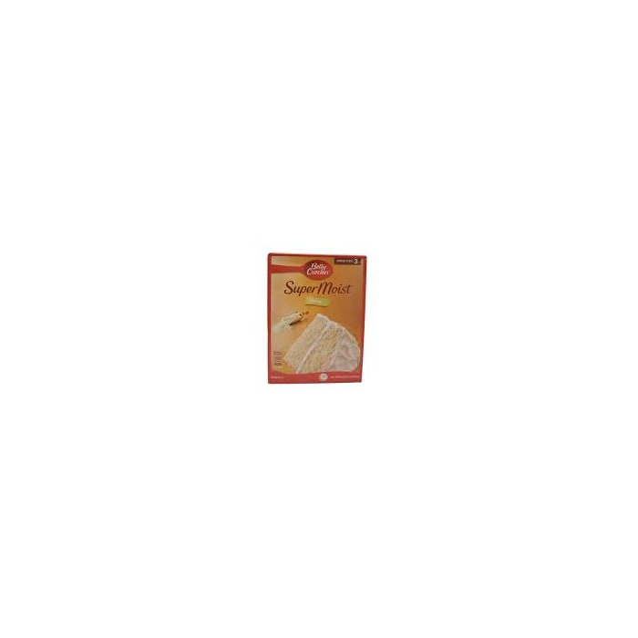 Betty Crocker White Cake Mix 500g