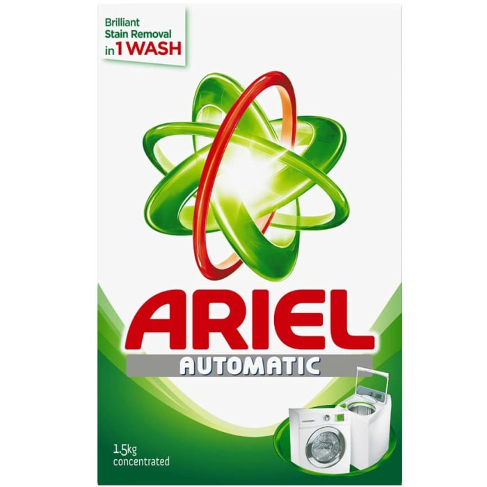 Ariel Automatic Laundry Powder Detergent Original Scent
