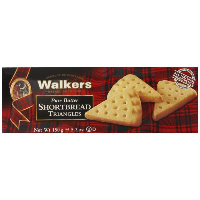 Walkers  Shortbread Pure Butter Triangles