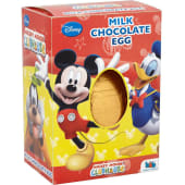 Disney Eggs Milk Chocolate