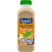 Naked Protein Tropical Punch 360ml