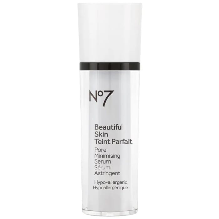 No7 Beautiful Skin Pore Minimising Serum