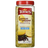 Tones  Lemon Pepper Seasoning