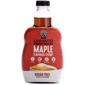 Lakanto Maple Flavored Sugar-Free Syrup 384ml