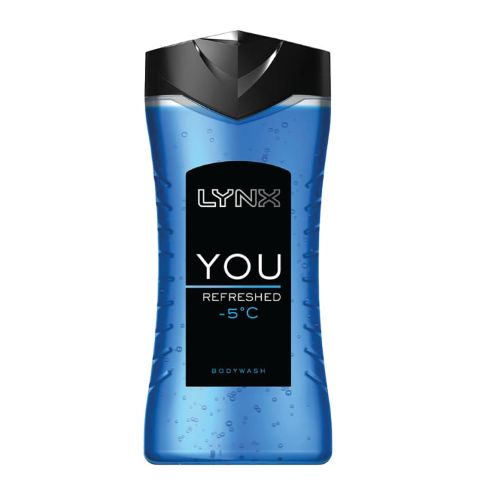 Lynx Shower Gel You Refreshed