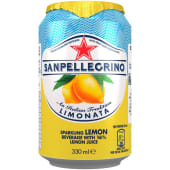 Sanpellegrino Limonata Beverage with 17% Lemon Juice